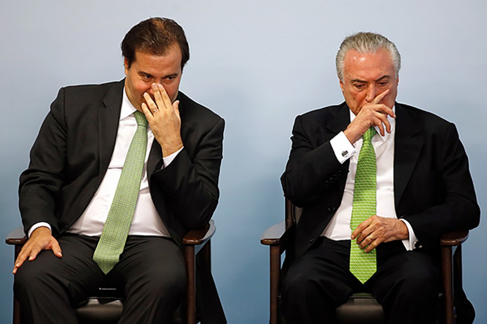 TRANSCEND MEDIA SERVICE » Brazil's Corrupt Congress Protects Its