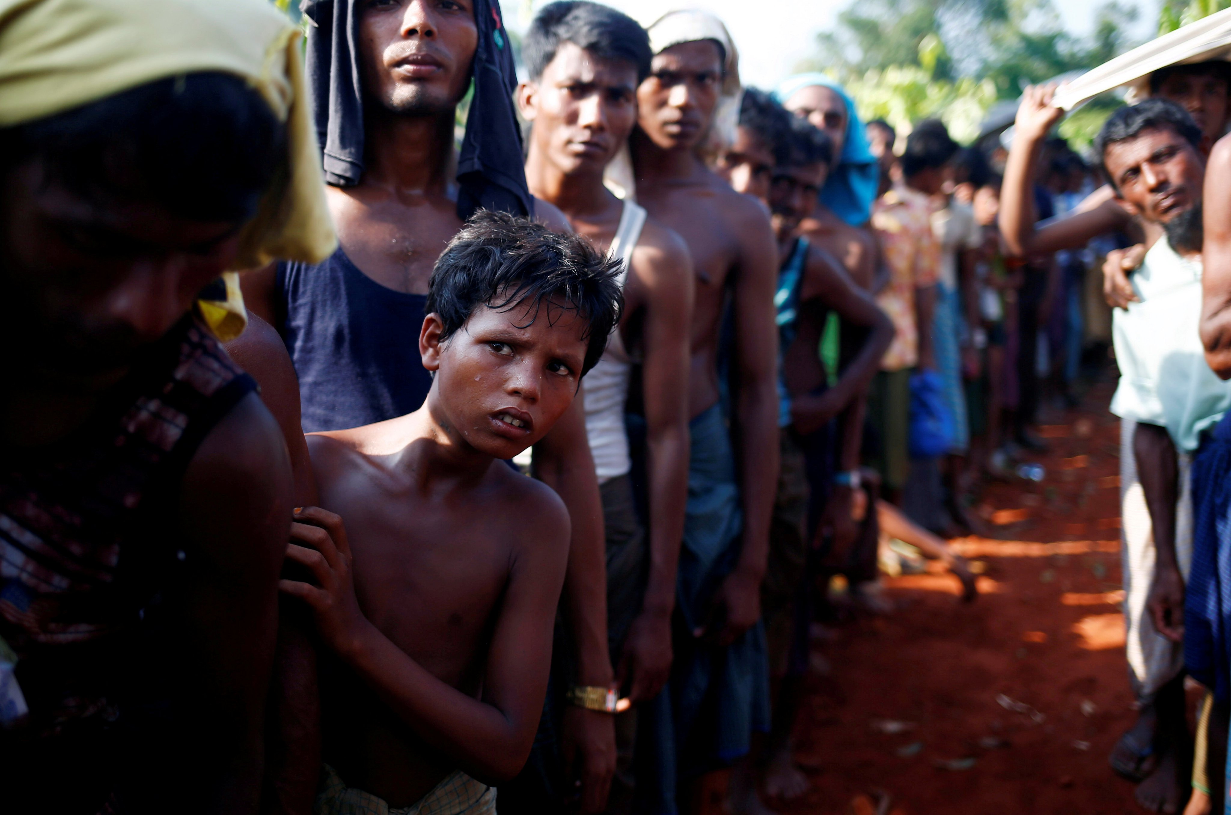 myanmar a nation in crisis The us calls on myanmar to punish soldiers responsible for violence, but stopped short of re-imposing sanctions china and russia back aung san suu kyi's government e-mail this to a friend rohingya refugee crisis is a human rights nightmare, says un chief.