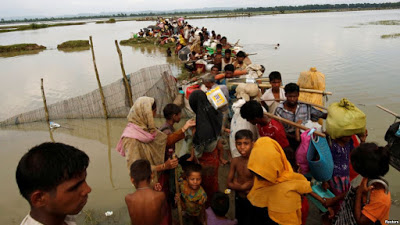 Who will help Myanmar's Rohingya?