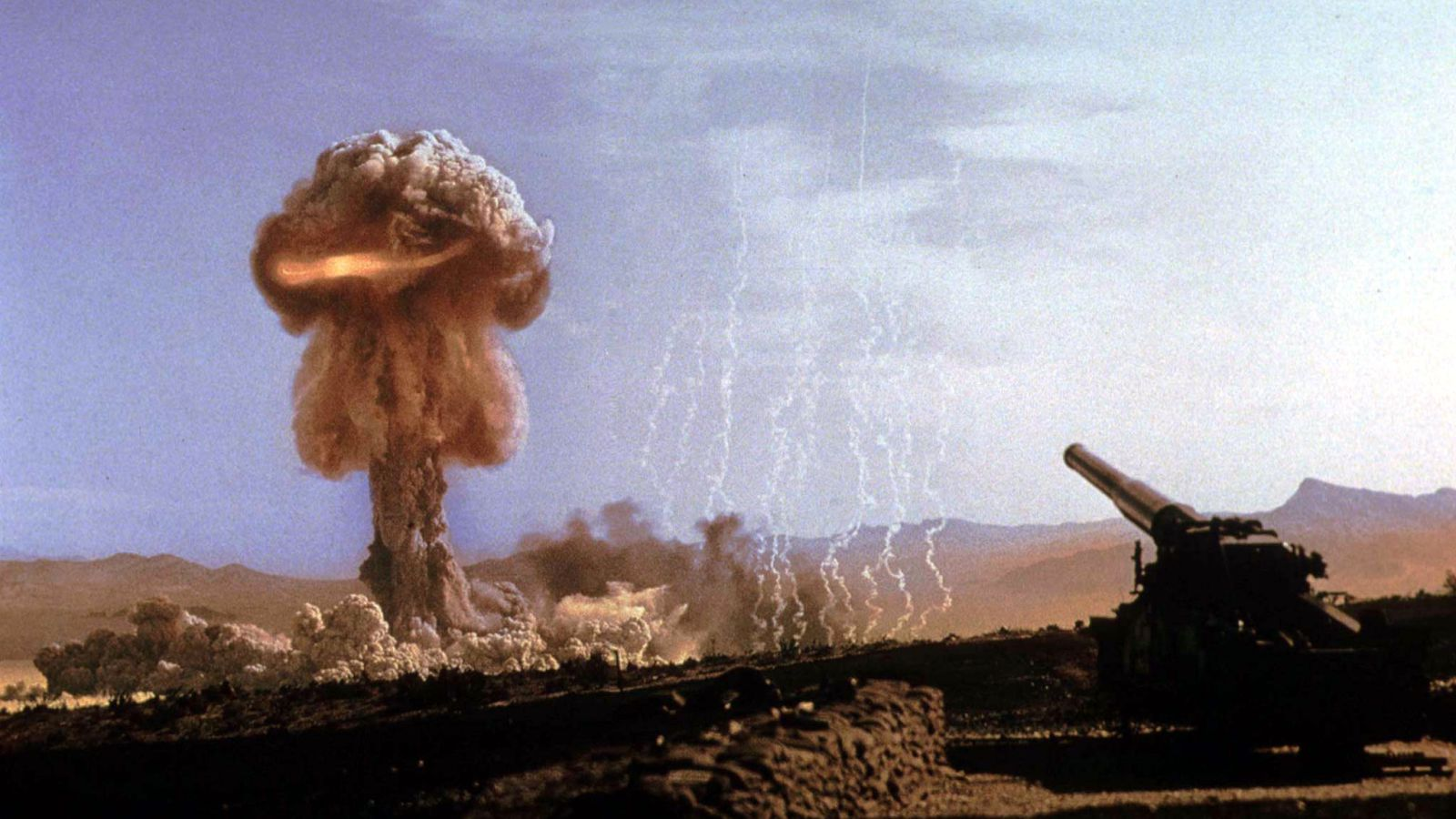 an analysis of the united states use of the atomic bomb and the connection to the russian forces Aftermath: after the use of the atomic bomb, there was a moral debate about its use the bombs killed more than 100,000 in hiroshima and more than 70,000 in nagasakiboth cities were centers of war production, but many innocents died.