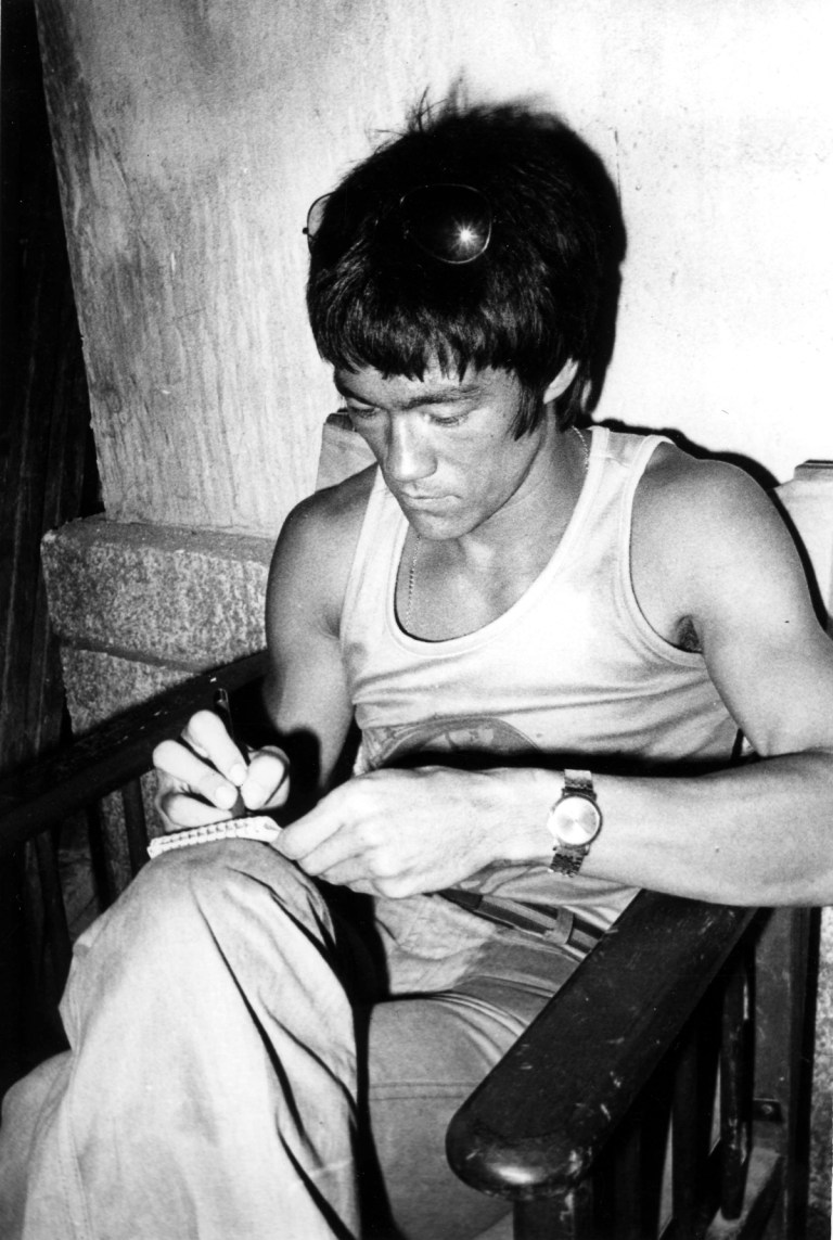 TRANSCEND MEDIA SERVICE » Bruce Lee's Never before Revealed