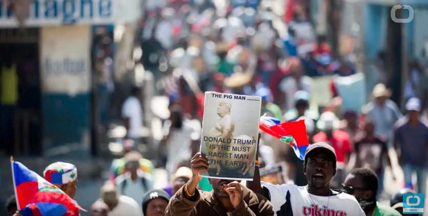 Thousands march in Haiti over Dominican racism | Miami Herald
