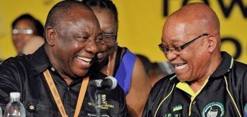 Hasil gambar untuk How Mandela's Political Heirs Grow Rich Off Corruption