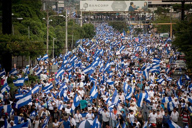 Transcend Media Service Nicaragua The Symbols Of Rebellion