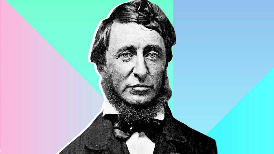 Transcend Media Service Why Henry David Thoreau Was Drawn