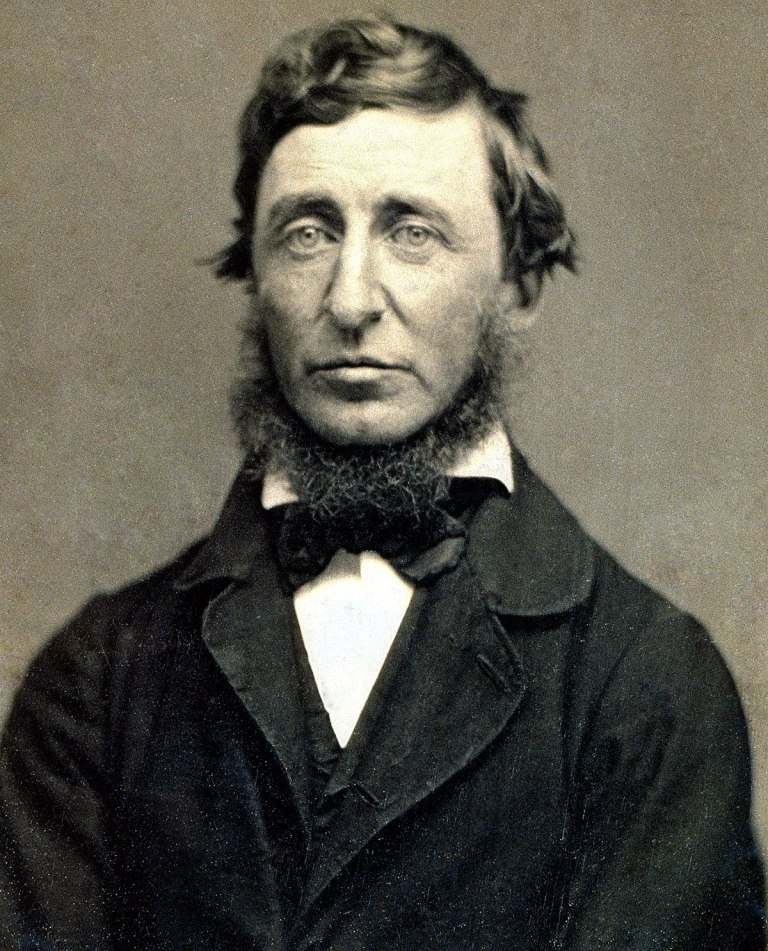 Transcend Media Service Henry David Thoreau 12 Jul 1817