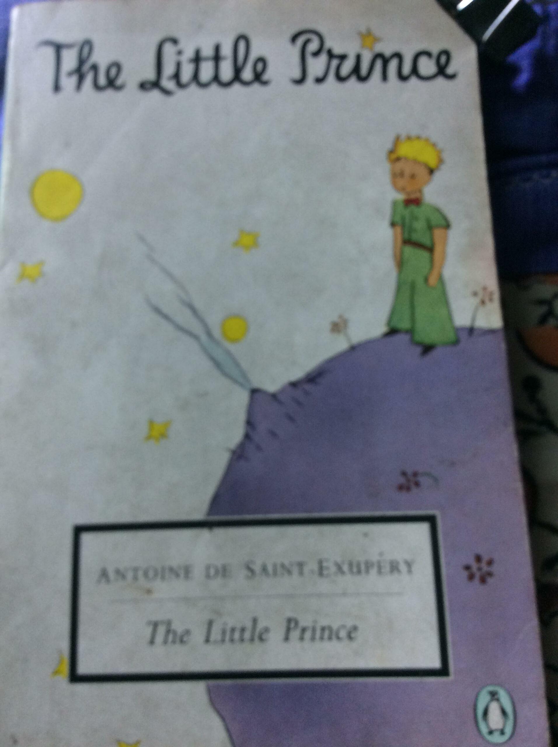 Transcend Media Service The Little Prince And Antoine De Saint Exupery