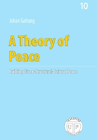 A Theory Of Peace - Building Direct-Structural-Cultural Peace